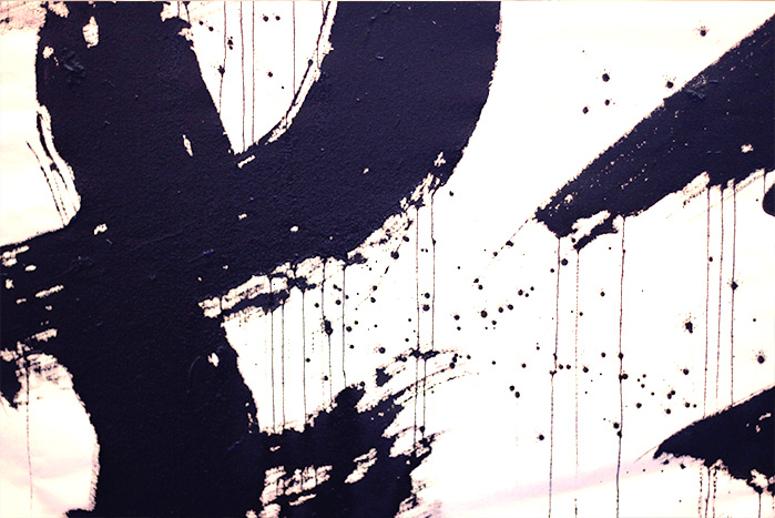 Pinceles, tinta y papel: caligrafía en vivo