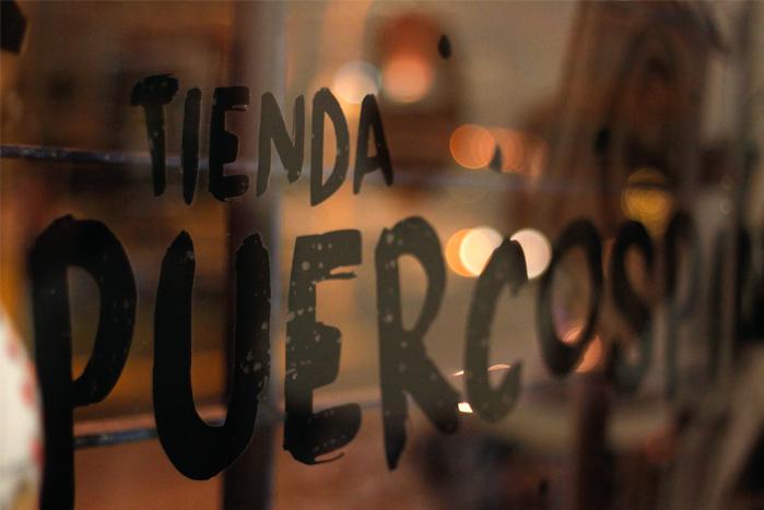 De diseño local y viejos amigos: inauguración tienda Puercospín