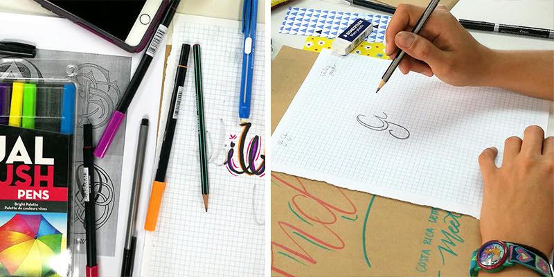 reunión lettering club