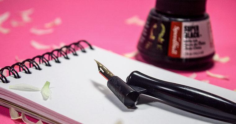 ¿Qué es la falsa caligrafía?