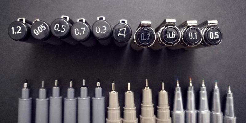 kit herramientas lettering